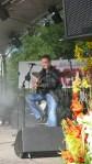Alex Mann an der Gitarre