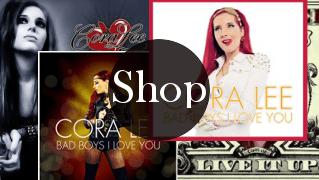CDs von Cora Lee im Shop