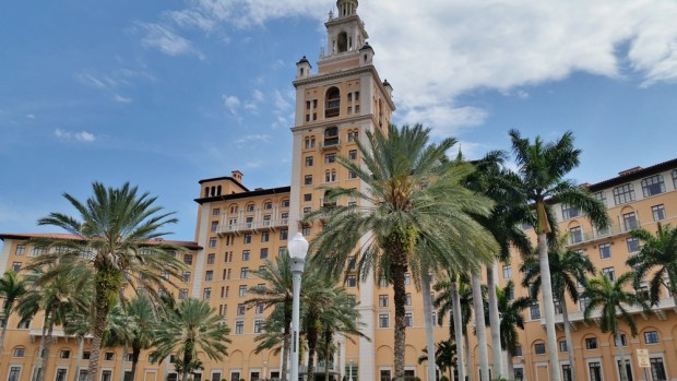 Rightfully called the Grand Dame of Coral Gables,The Biltmore Hotel is a National Historic Landmark with Mediterranean Revival architecture exuding romance and elegance, the perfect touches needed for your engagement photos.