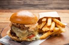 Burlock Coast burger in Ft. Lauderdale