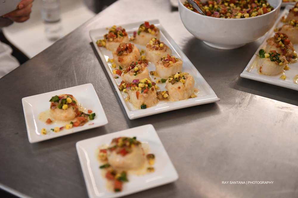 South Florida Bloggers at The Bitmore Culinary Academy featuring Parmigiano Reggiano