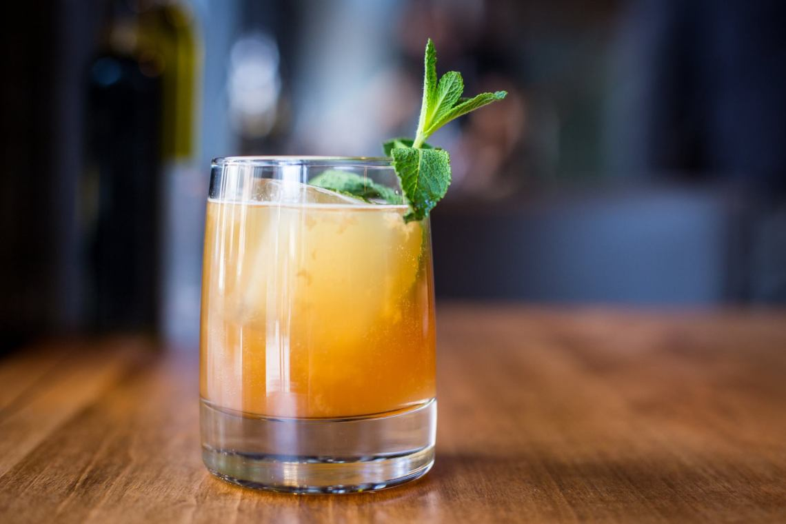 Cibo Winebar in Coral Gables Bourbon Amaro. Click to read more or pin and save for later! Miami | Coral Gables restaurant