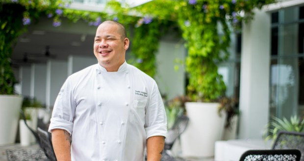 Mondrian South Beach Restaurant Chef Dustin