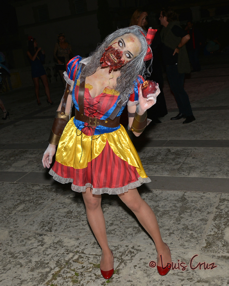 Vizcaya Sundowner Halloween Ball and Costume Party