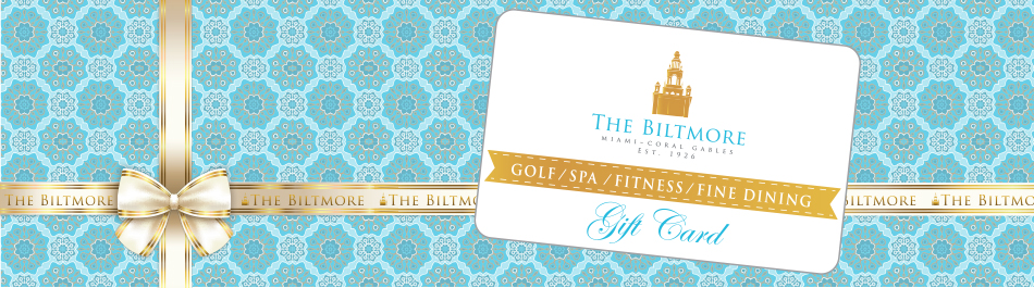 Biltmore Hotel Gift Card