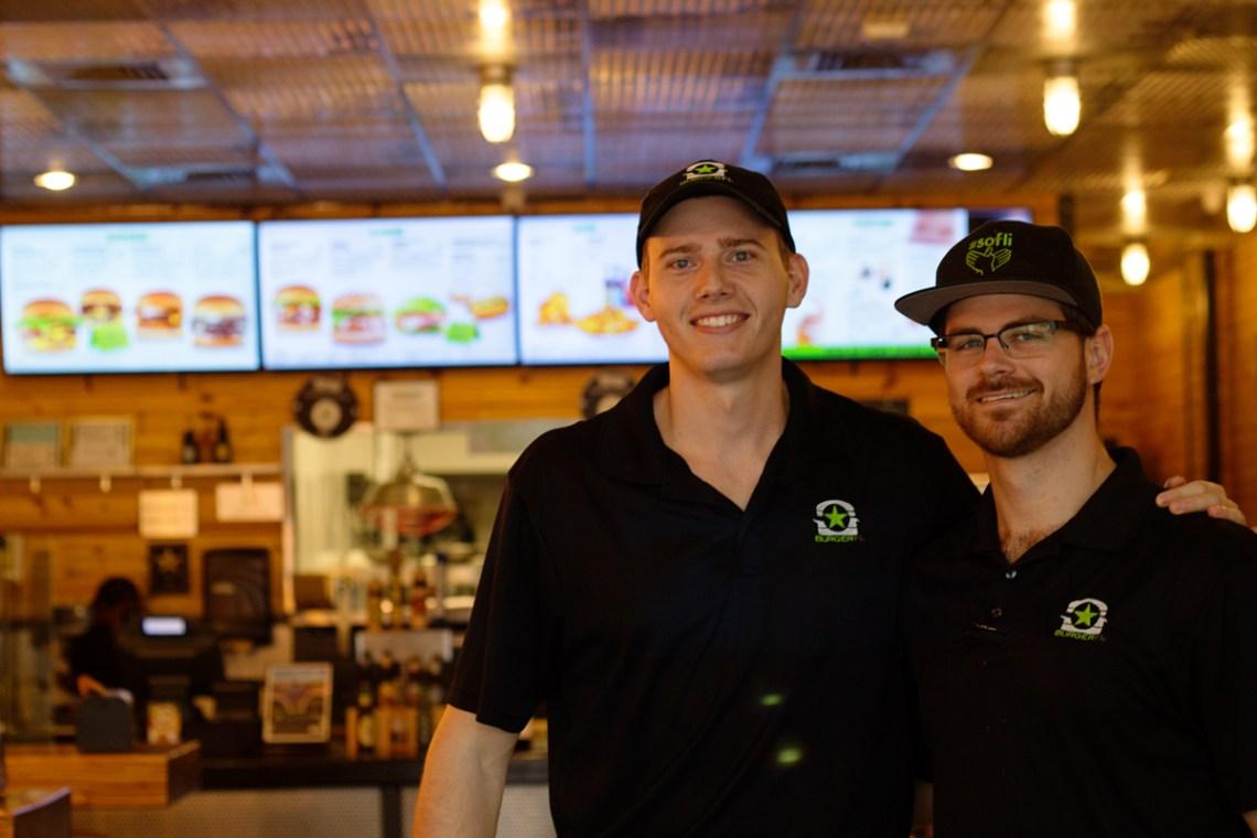 Burger Fi Coral Gables Manager