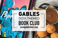 Coral Gables Geek Themed Book Club