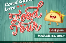 Coral Gables Love Food Tour March 2017. Best Things To do in Miami