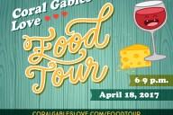 Coral Gables Food Tour April 2017