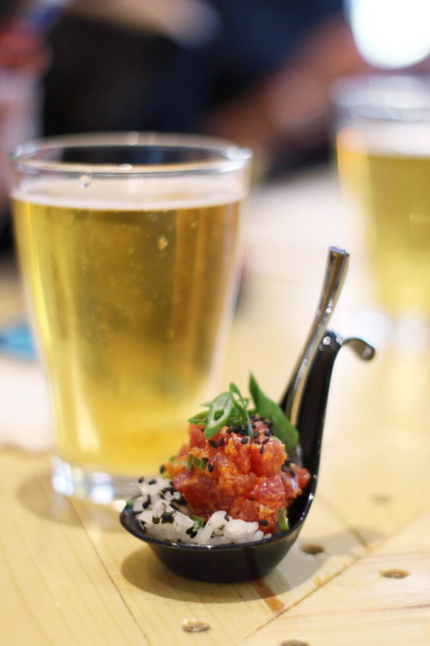 Coral Gables Food Tour PokeBao DB Ahi Tuna Poke Bowl