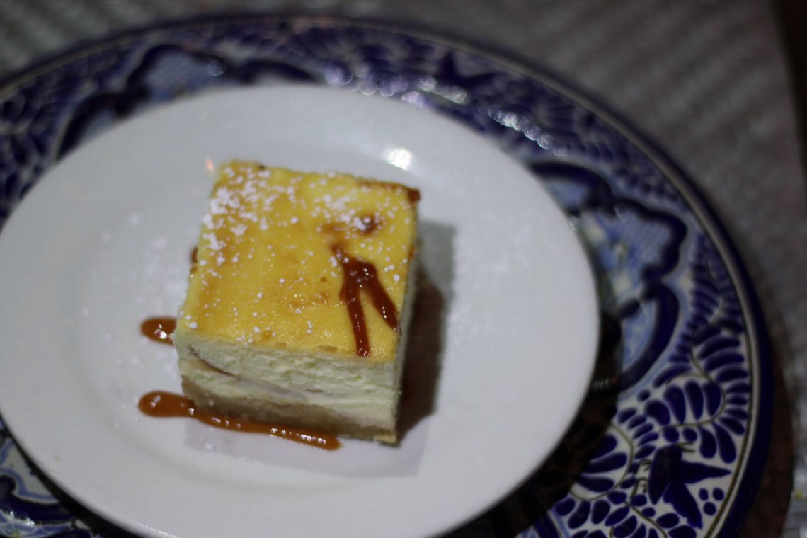 Coral Gables Food Tour Talavera Guava Cheesecake