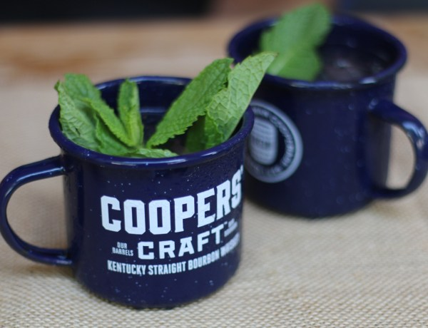 Coopers' Cup Summer Cocktail