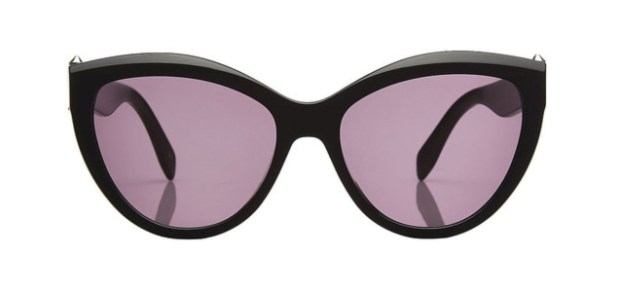 Business Fashion Alexander McQueen sunglasses