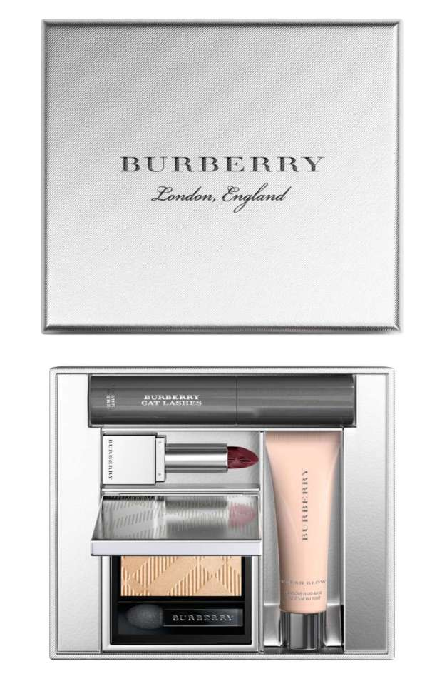 Business Fashionista mini Burberry Makeup collection