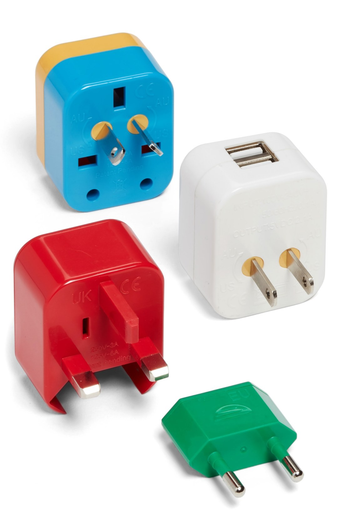 Travel Gift Ideas: 5-in-1 adapter
