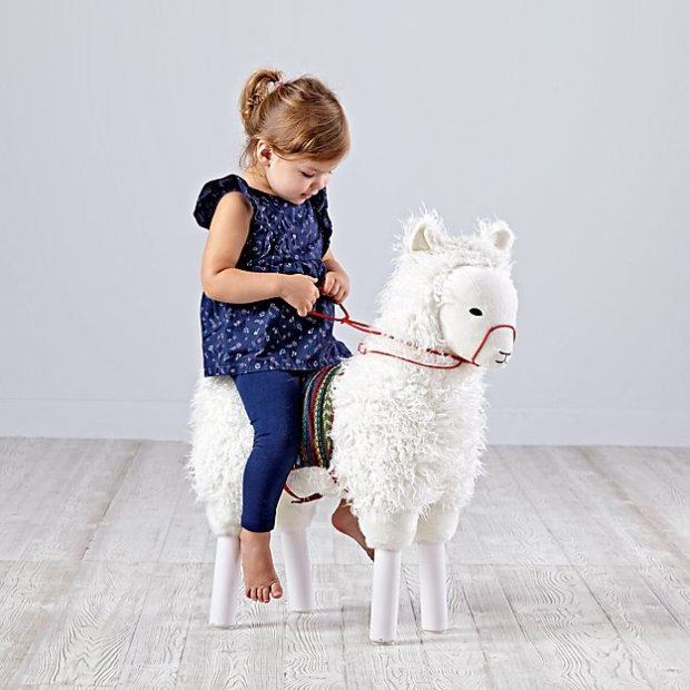 Cute Llama Rideo On Toy for Kids