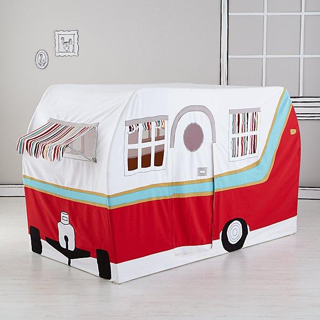 Kids Camper Van Playhouse Tent