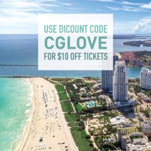 Experience SOFI 2018 Discount Code