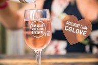 Use discount code CGLOVE for $15 off your Las Olas Wine and Food Festival tickets LOWFF