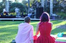Fairchild Tropical Botanic Garden Valentine's Day Jazz Concert Picnic - Coral Gables Love