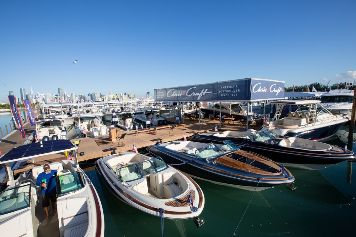 Miami International Boat Show Promo Code CGLOVE for 20% OFF Ticket price