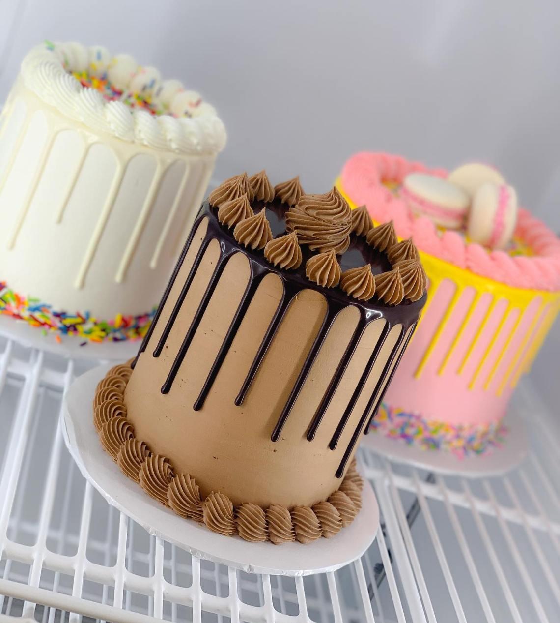 Custom Birthday Cakes in Miami by Lil Chef Jen