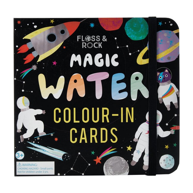 Best Gifts for Kids 2020 magic water space color in cards