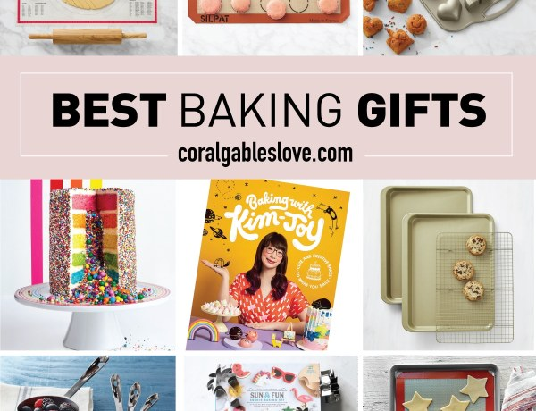 Best Baking Gifts 2020
