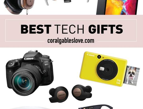 Best Technology Gifts 2020