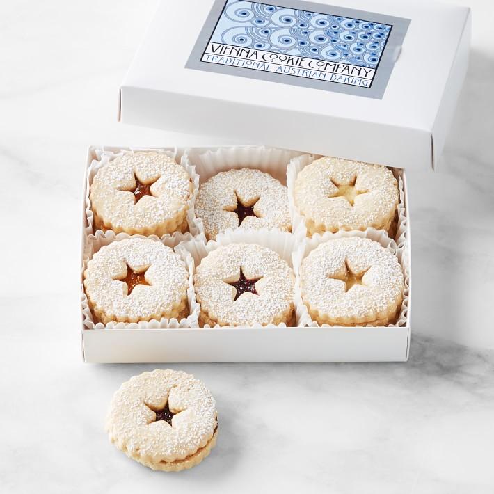 Best Baking Gifts assorted linzer cookies