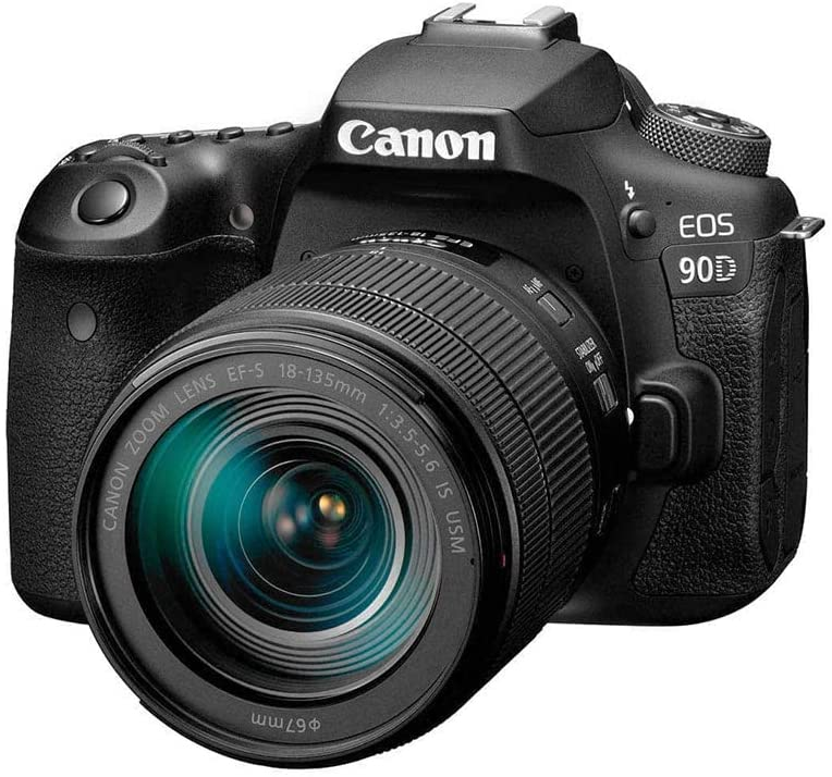 best tech gifts 2020 canon dslr 90 D