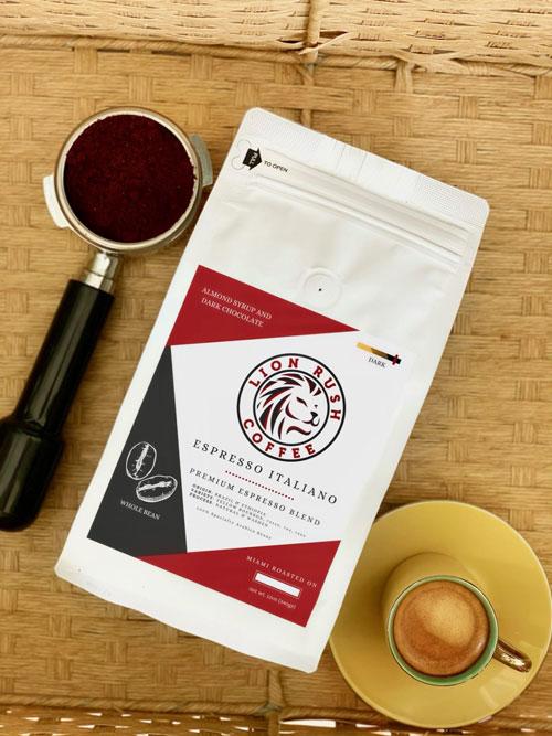 Lion Rush Coffee - miami, florida