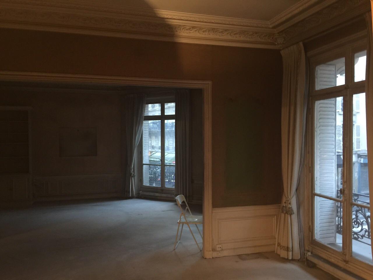 Coralie Aubert Appartement Haussmannien 140m  Une ambiance contemporaine clectique  Paris