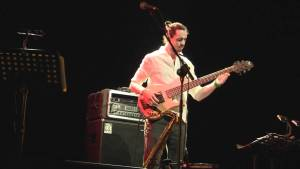 Yellowjackets, Torino 27-4-2012 – Felix Pastorius solo