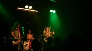 "The Organic Monster Project – ""The Passenger"" live @ Cinetol, Amsterdam"
