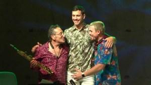 Through Jaco Legacy Trio | Felix and Julius PASTORIUS, Jose Luis SANTACRUZ | Jazz (US-ES)