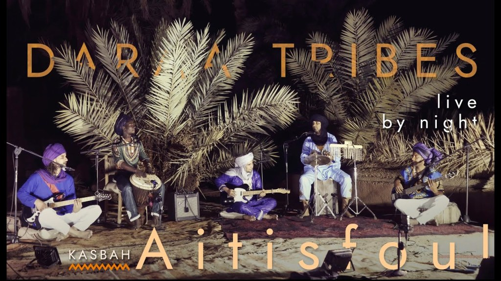 Daraa Tribes | Live By Night at Kasbah Aitisfoul