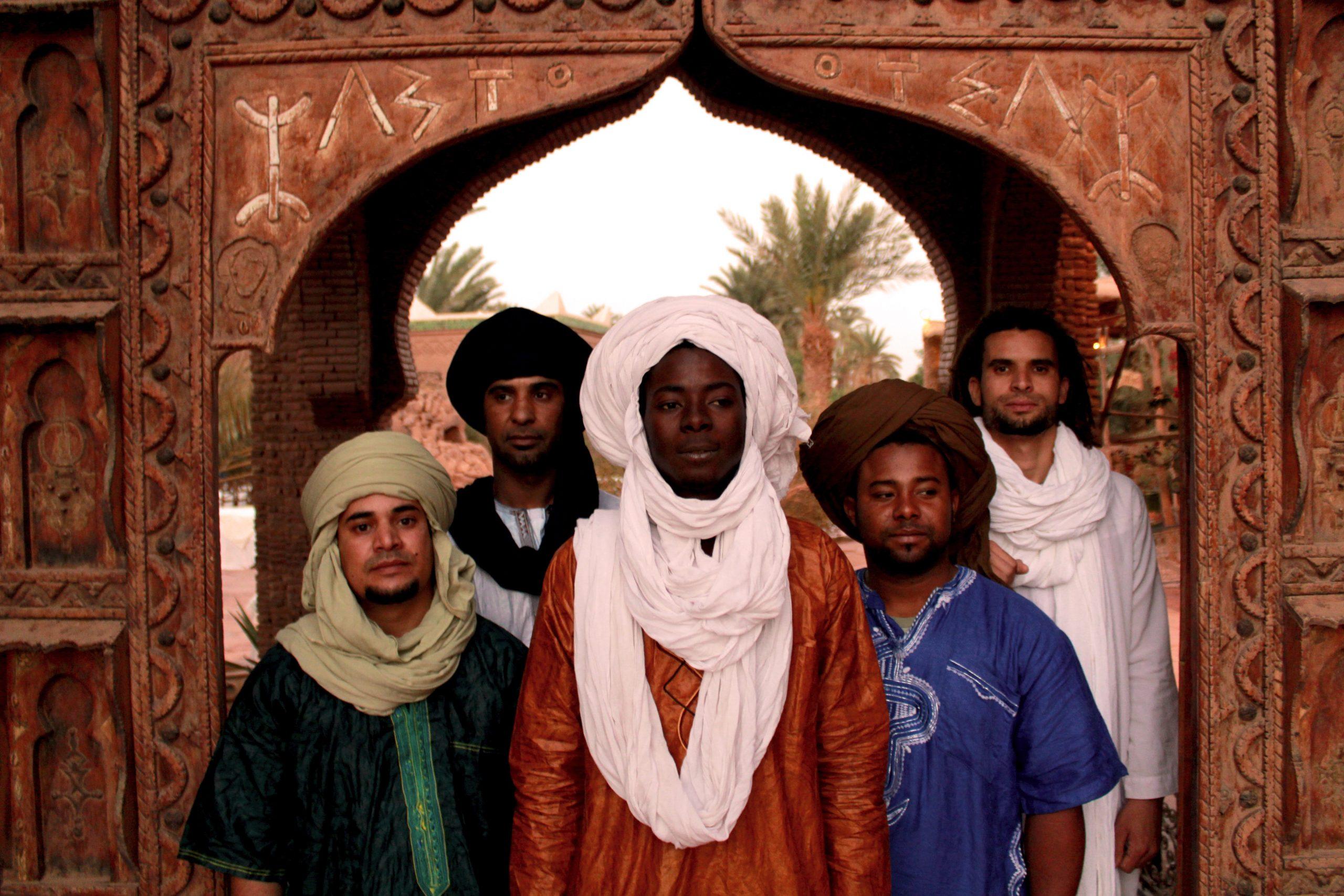 Daraa Tribes | Tribal Fusion & Saharan Blues