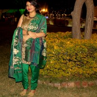 Ethnic Wear Indian Outfit Fashion Blogger