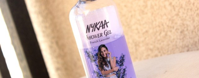 Nykaa Shower Gel in French Lavender
