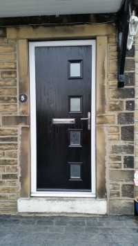 Composite (GRP) Doors