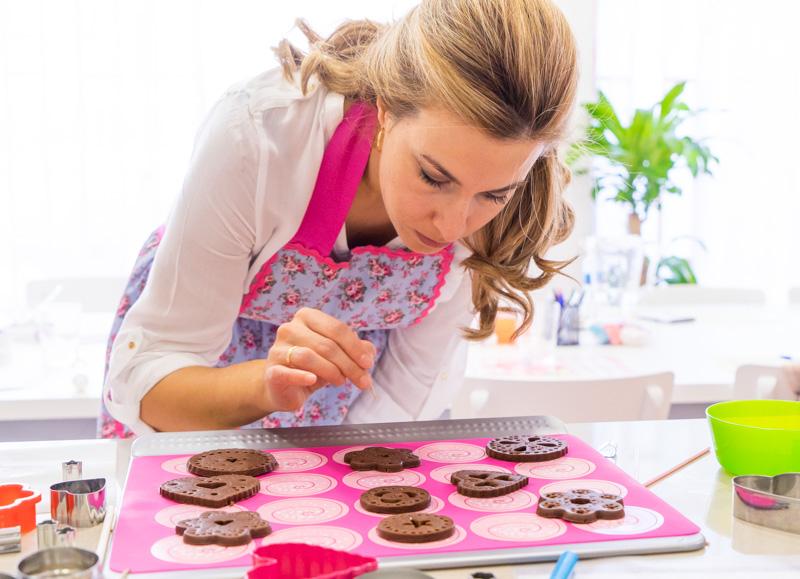 Curso de decoración de galletas en Madrid