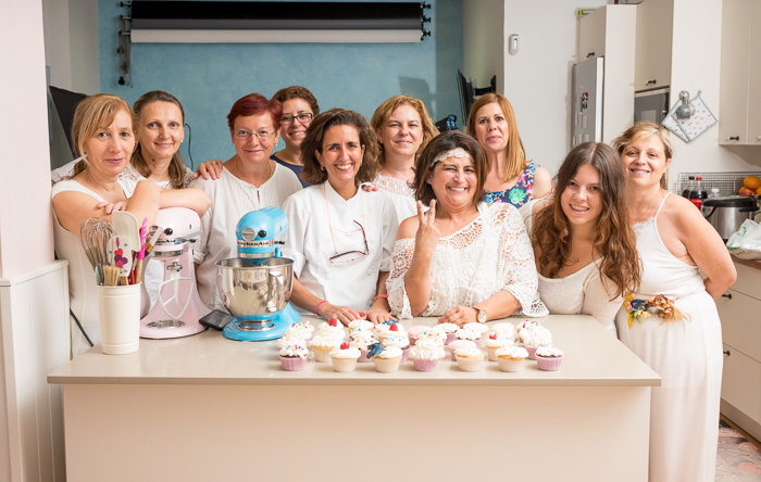 Matrículas abiertas para el curso anual de repostería en Madrid