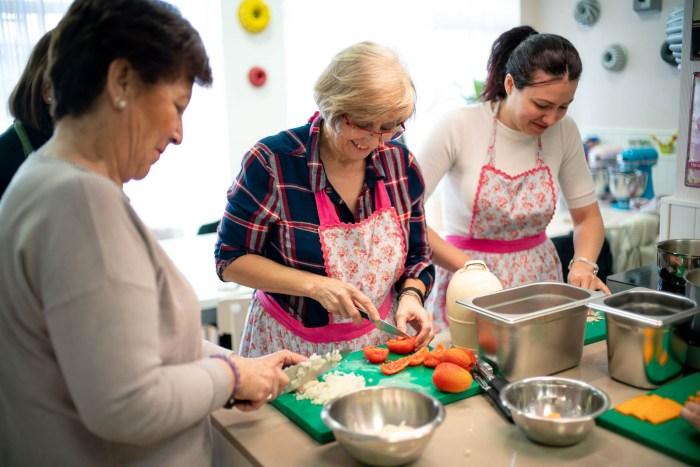Abrimos la matrícula para el curso anual de repostería y cocina 2019-2020
