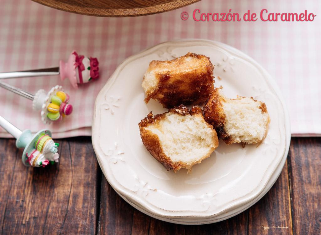 Monkey bread (Pan de Mono) | Receta