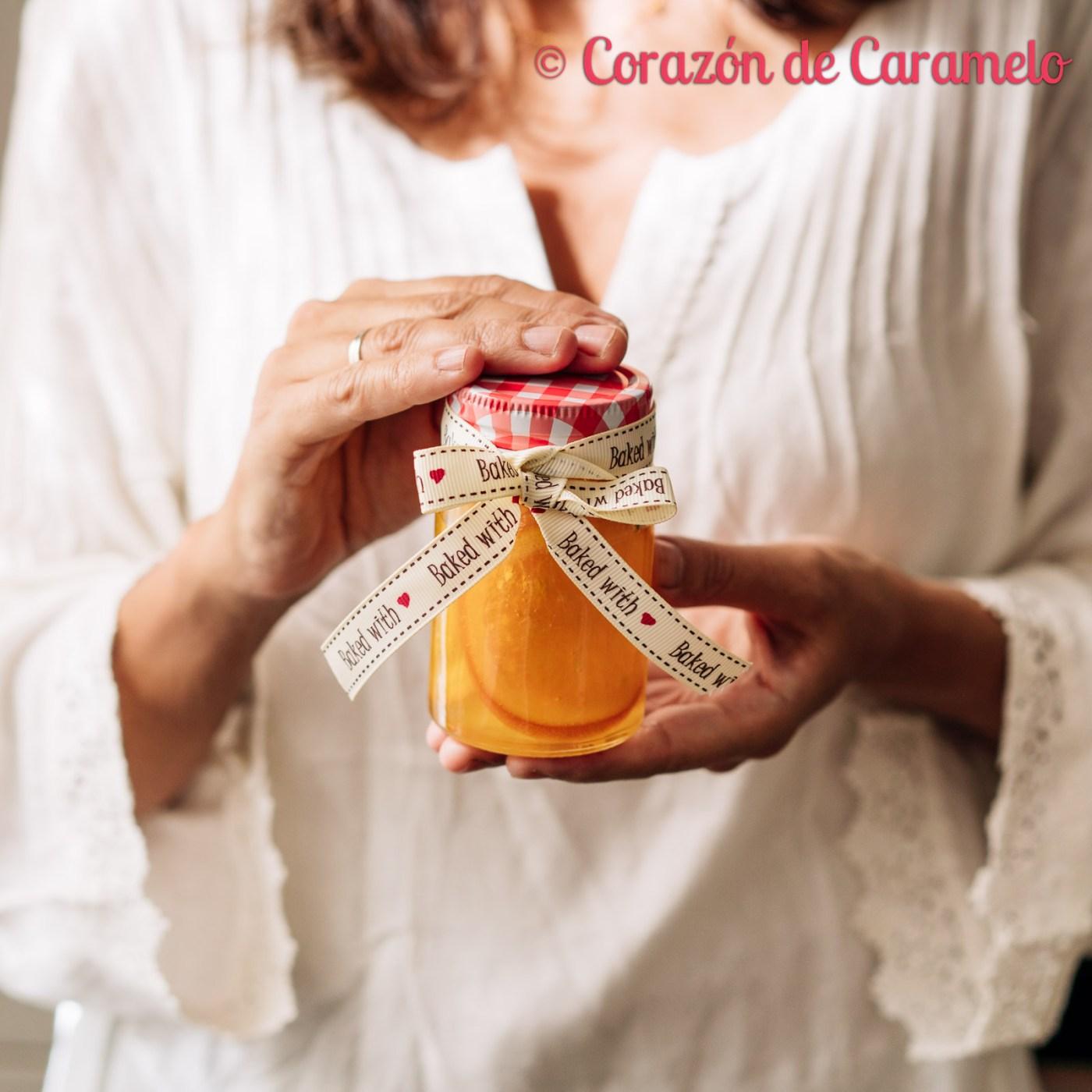 Naranjas Confitadas-Receta casera