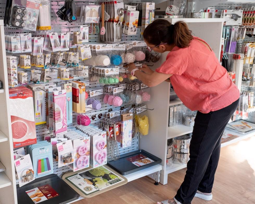 Nuestra tienda online de productos y utensilios de repostería