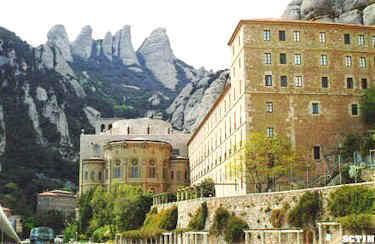 Monasterio benedictino Monserrat