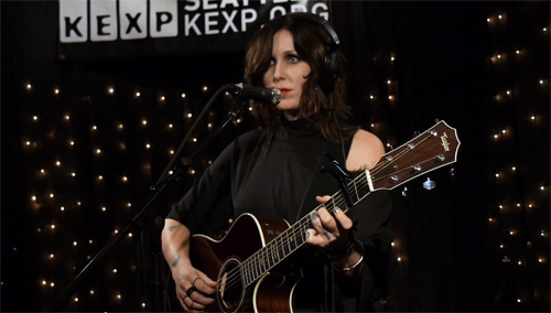 chelsea wolfe live on kexp