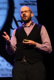 James Corbett presents at TEDxGroningen